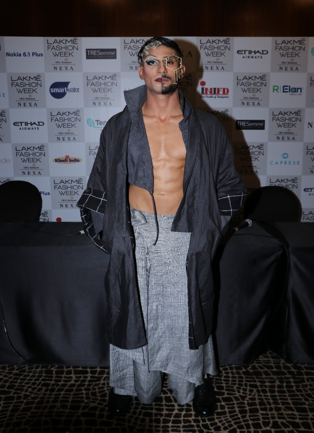 Prateik Babbar LFW 2018