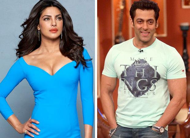 Priyanka Chopra's olive branch to Salman Khan turned down