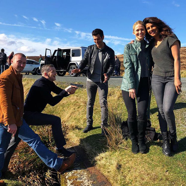Priyanka Chopra bids goodbye to Quantico with special memories after the series finale