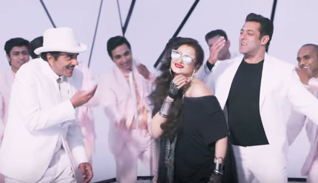 RAFTA RAFTA medley: 5 SIZZLING moments of Salman Khan, Dharmendra, Rekha, Shatrughan Sinha, Sonakshi Sinha, Sunny Deol and Bobby Deol together from the song which are unmissable