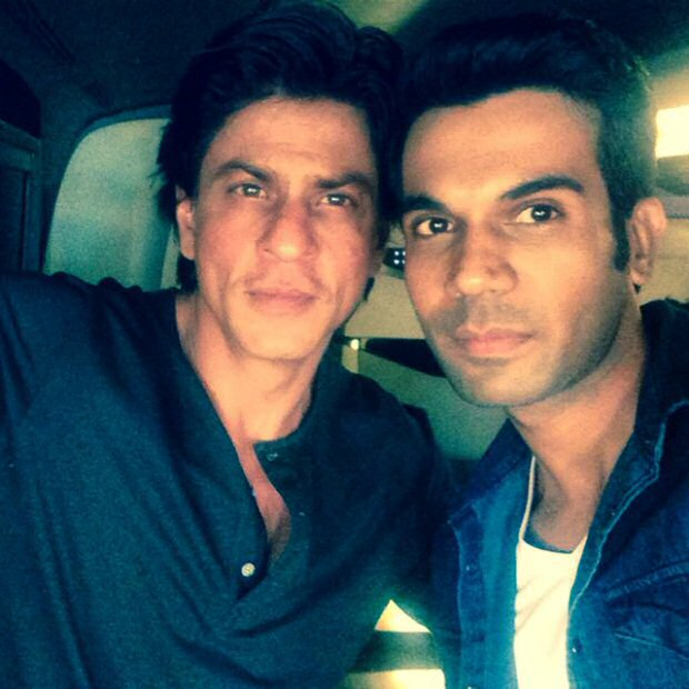 Rajkummar Rao shares heartwarming story of his struggles and how Shah Rukh Khan treated him for the first time