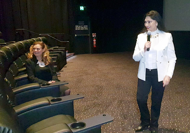 Sanju's La Trobe screening gets a standing ovation; Simi Garewal pays a beautiful tribute to Shashi Kapoor at the Siddharth screening on Day 4 of IFFM