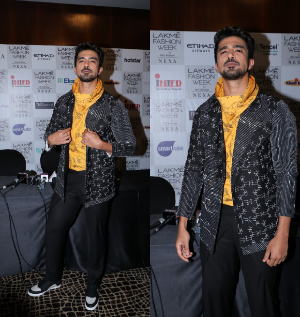 Saqib Saleem for Two Point Two Studio