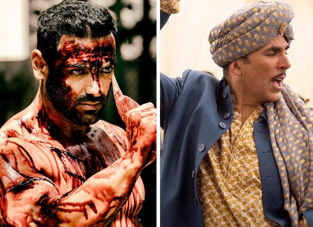 Satyameva Jayate Vs Gold: The John Abraham - Akshay Kumar war heats up