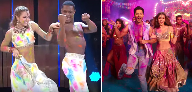 So You Think You Can Dance contestants Magda and Darius RECREATE Varun Dhawan, Alia Bhatt's dance from Badri Ki Dulhania and it will leave you STUNNED!