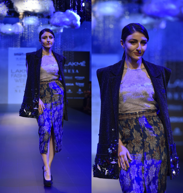 Soha Ali Khan for SmartWear