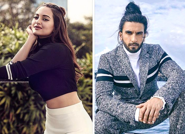 Sonakshi Sinha bets her money on Ranveer Singh to be Bollywood's legend in the future