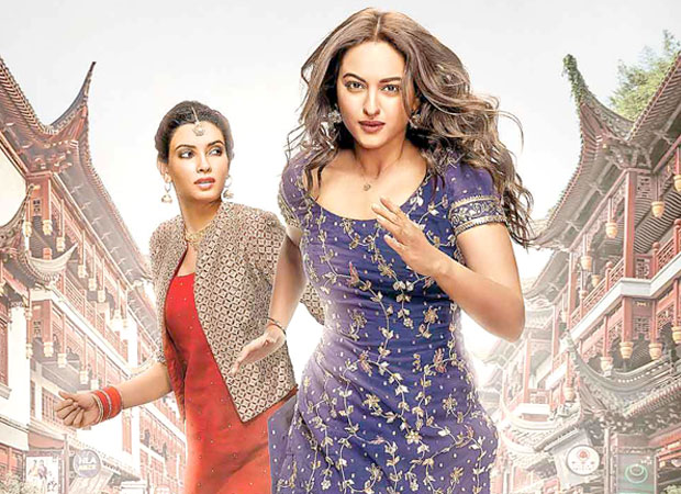 Sonakshi Sinha's Happy Phirr Bhag Jayegi is a true sequel, takes over from where Diana Penty's Happy Bhag Jayegi left