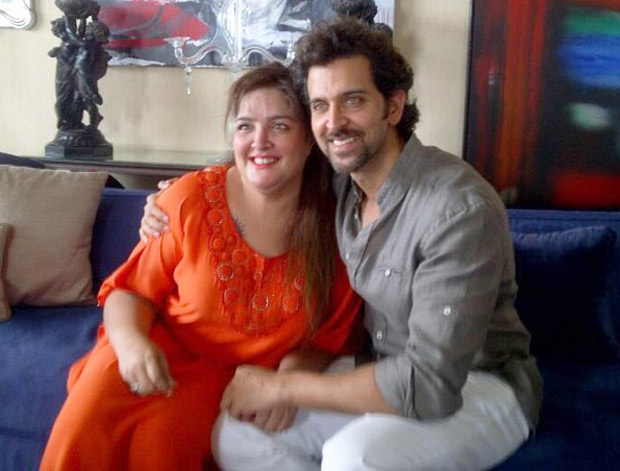 Sunaina Roshan opens up about Hrithik Roshan being a protective brother, overcoming his genetic disorder and her bond with him