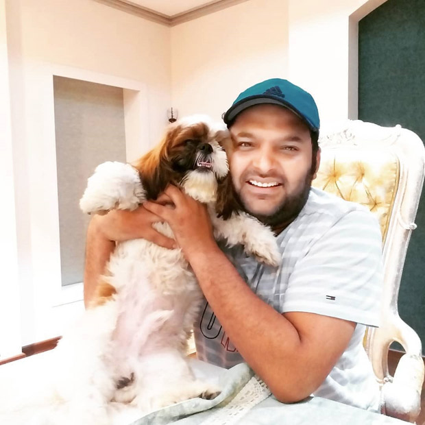 This Kapil Sharma picture with his dog Cheeku has left many in SHOCK!