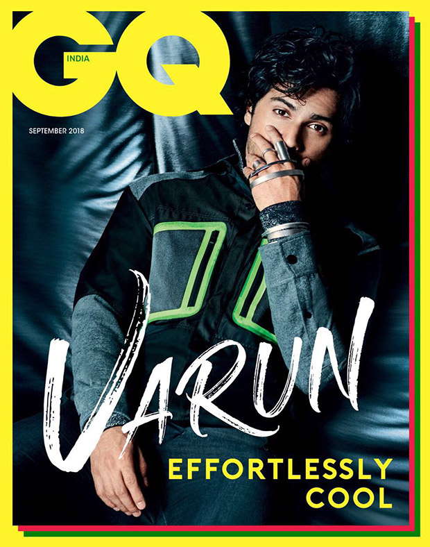 Varun Dhawan opens up about nepotism in Bollywood and David Dhawan being his hero