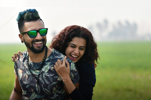 Vicky Kaushal makes his singing debut with Manmarziyaan