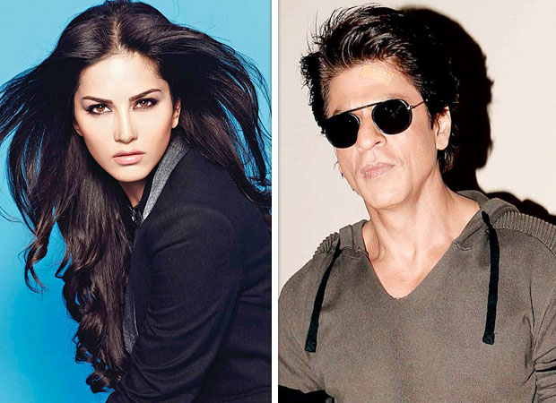 Watch Here's what happens to Sunny Leone when she meets Shah Rukh Khan