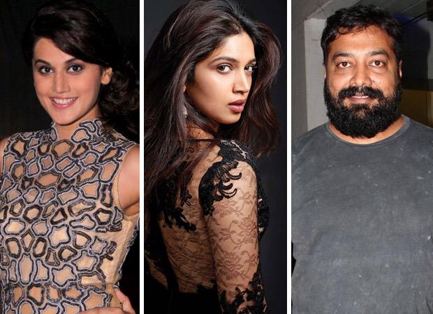 Womaniya: Taapsee Pannu and Bhumi Pednekar to kick off the Anurag Kashyap film in Uttar Pradesh