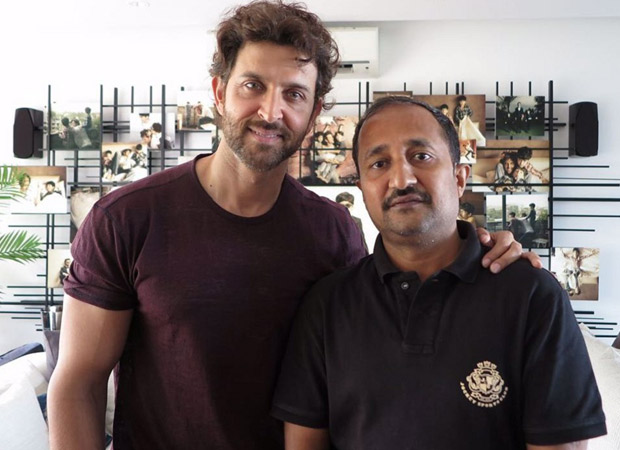 """""""I don't look like Hrithik Roshan at all,"""" Anand Kumar can't wait for bio-pic to be out"""