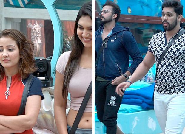 Bigg Boss 12 Day 5: Kriti - Roshmi become First captains, Sreesanth ABUSES Shivashish