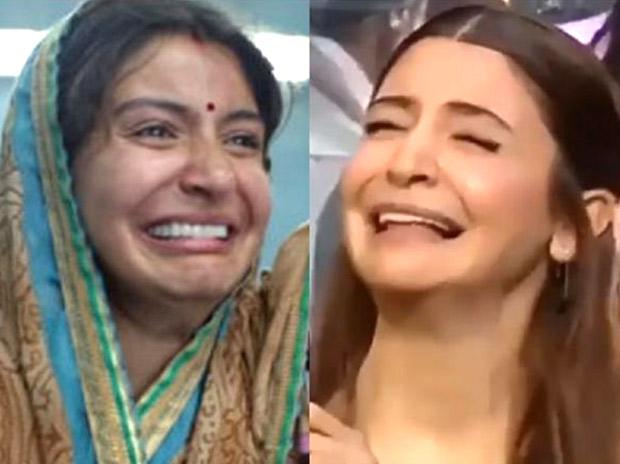 Anushka Sharma recreates her Sui Dhaaga viral meme on Indian Idol sets (watch video)