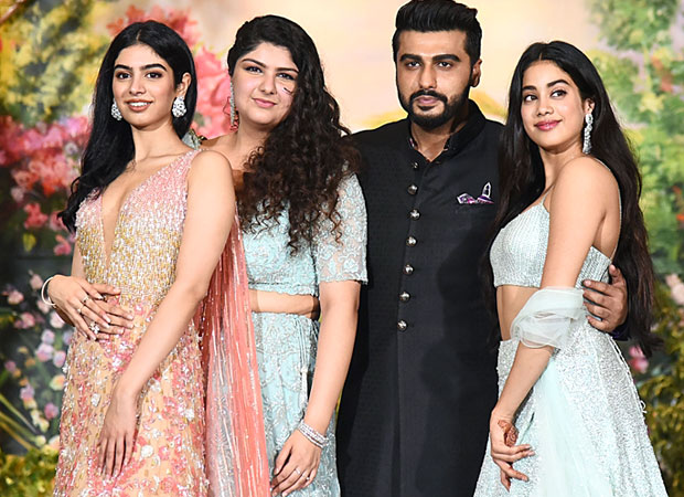 Arjun Kapoor REVEALS about his changing dynamics with Sridevi's daughters Janhvi Kapoor and Khushi Kapoor