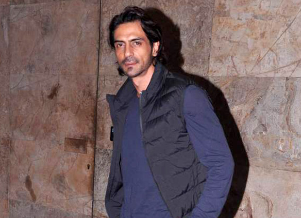 Arjun Rampal gets badly injured; does an MRI scan