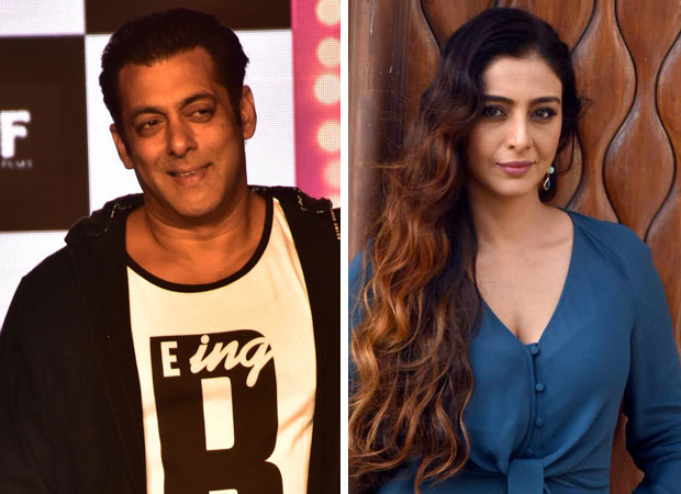Bigg Boss 12 Salman Khan and Tabu are all set to come together on the small screen