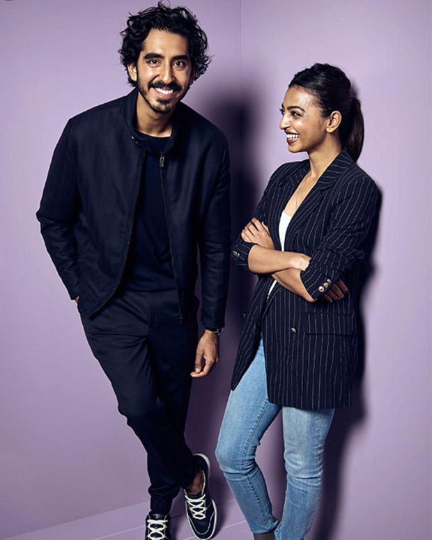 Dev Patel and Radhika Apte can't stop gushing around each other at The Wedding Guest premiere