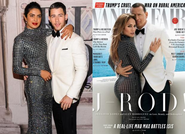 Fashion Face Off Priyanka Chopra Nick Jonas and Jennifer Lopez Alex Rodriguez