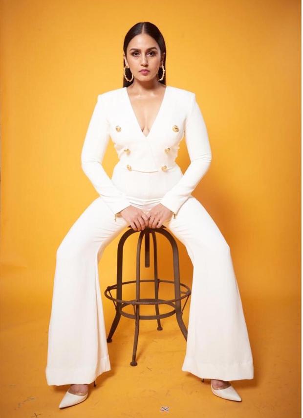 Huma Qureshi for GQ Men Awards 2018