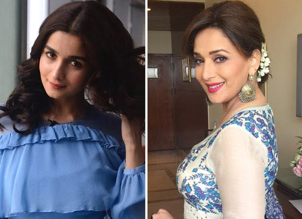 KALANK Alia Bhatt and Madhuri Dixit to perform a grand Kathak sequence in the period drama