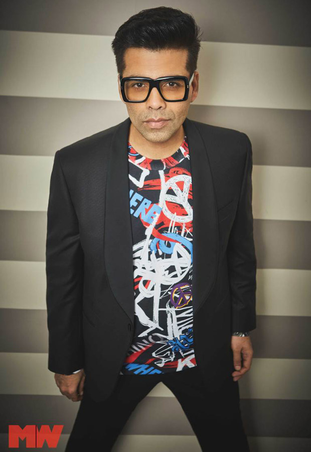 Karan Johar opens up about his upcoming films, his favourite actor, nepotism controversy and Dhadak criticism