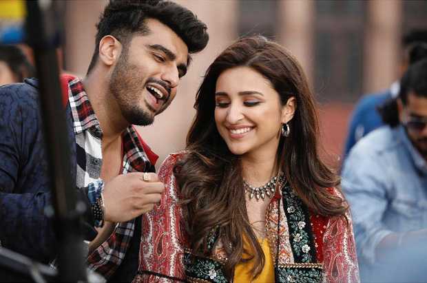 Namaste England: Parineeti Chopra's gush confession about Arjun Kapoor calling him a '3 am friend' will spark relationship rumours!