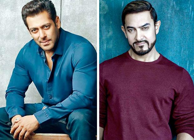 Salman Khan reveals how Aamir Khan accidentally injured a fan's forehead with a dandiya stick