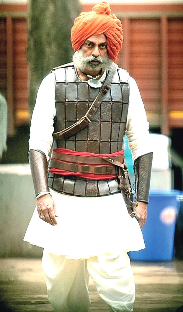 Taanaji - The Unsung Warrior Telugu star Jagapati Babu to feature in this ambitious project of Ajay Devgn