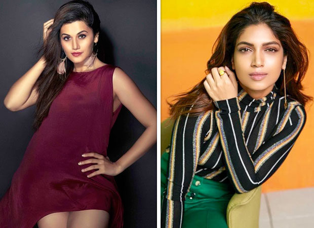 Taapsee Pannu and Bhumi Pednekar to start shooting Anurag Kashyap's Womaniya in January