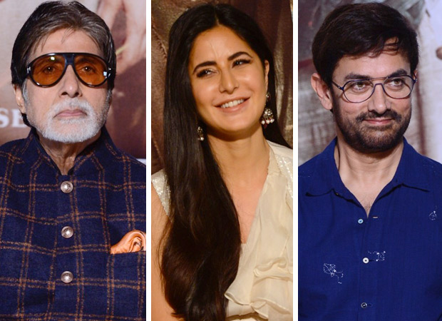 Thugs Of Hindostan trailer launch: Amitabh Bachchan says he and Katrina Kaif have a bone to pick with Aamir Khan and Karan Johar