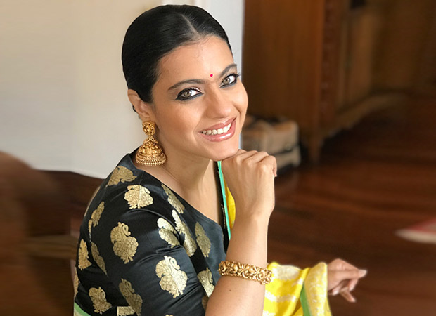 """""""I love my life. I love myself. I am happy, and that shows"""", Kajol on looking her most gorgeous till date"""