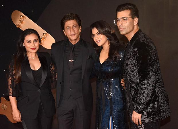 20 Years of Kuch Kuch Hota Hai Karan Johar had narrated an utterly crap story to me - Shah Rukh Khan
