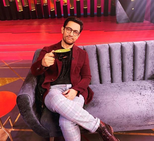 PICS: Aamir Khan to make solo appearance in Karan Johar's show Koffee With Karan 6