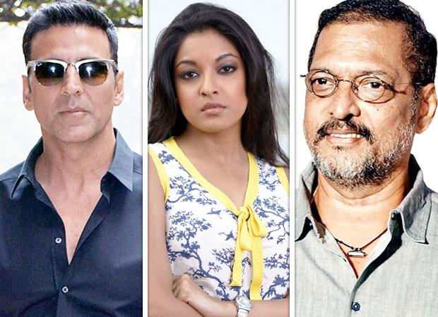 Akshay Kumar lodges a complaint against a morphed clip over Tanushree Dutta - Nana Patekar