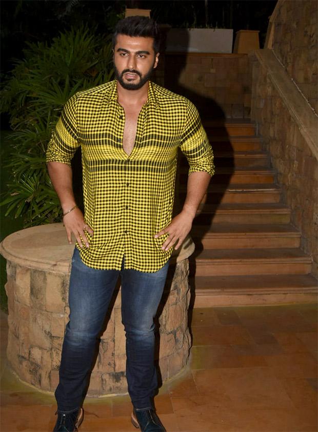 Arjun Kapoor in Diesel for Namaste England promotions (3)