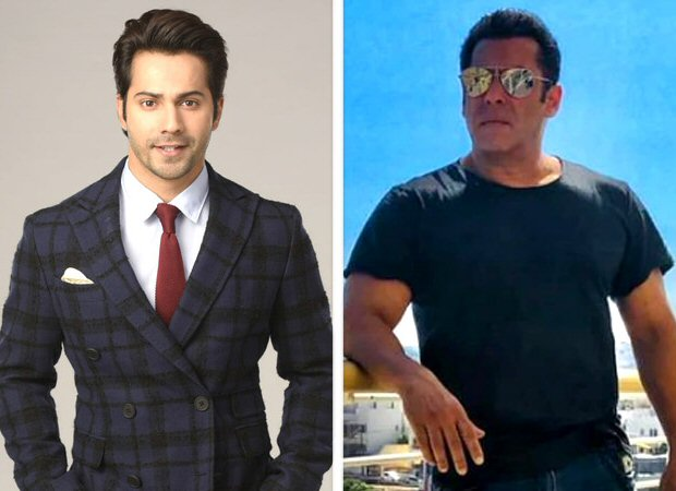 Bharat Varun Dhawan to feature in the Salman Khan starrer in a special role