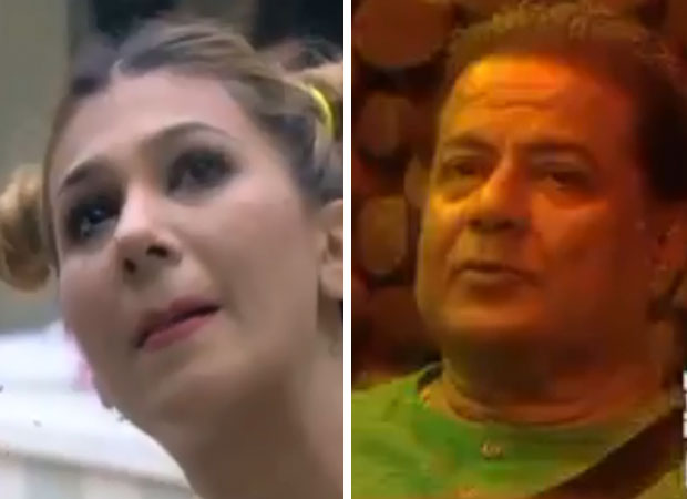 Bigg Boss 12 Jasleen Matharu asked to prove her LOVE for Anup Jalota by doing this shocking task (watch video)