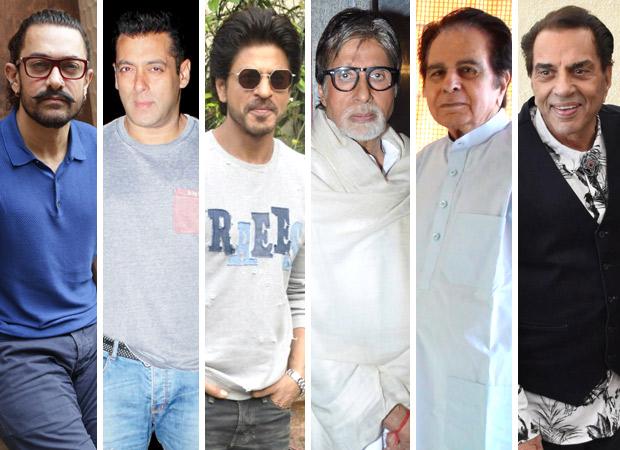 Bollywood's All Time Grossers Aamir Khan DEFEATS Salman Khan, Shah Rukh Khan, Amitabh Bachchan, Dilip Kumar and Dharmendra!
