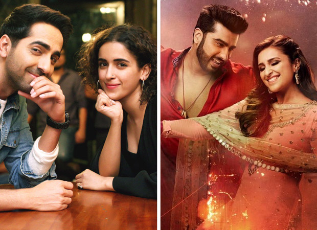 Box Office Badhaai Ho scores very well in its first 7 days, Namaste England continued to struggle big time