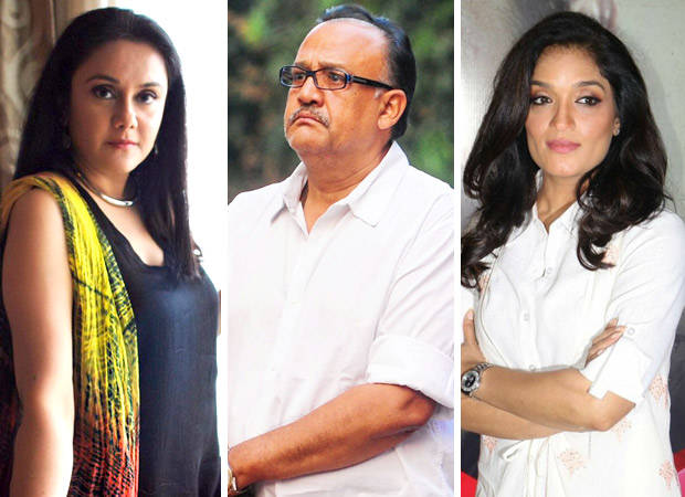 "EXCLUSIVE ""Did nobody have the guts to tell Alok Nath 'don't you DARE harass Sandhya Mridul again or you'll have it'""– Deepika Amin"