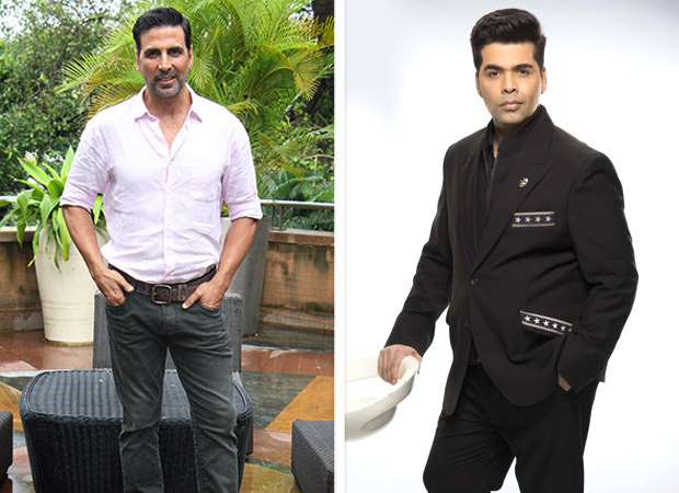 EXCLUSIVE Akshay Kumar roped in by Karan Johar for a THIRD film after Kesari and Good News but there is a TWIST