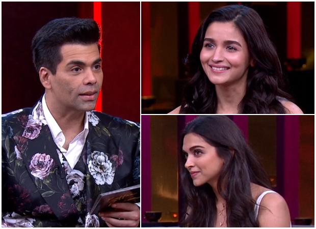 Koffee With Karan 6: Deepika Padukone covertly reveals wedding plans with Ranveer Singh, opens up about Alia Bhatt dating her ex Ranbir Kapoor