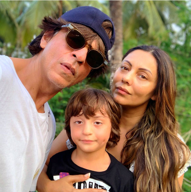 Gauri Khan celebrates her birthday with Shah Rukh Khan and AbRam, misses Aryan and Suhana Khan