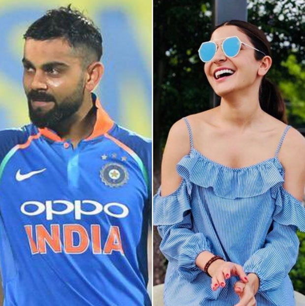 India vs West Indies 4th ODI: Here's how Virat Kohli reacted when Mumbai crowd began chanting Anushka Sharma's name