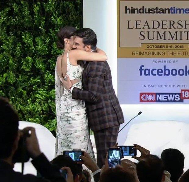 Jab Deepika Padukone met Ranveer Singh, she thought he is NOT her type