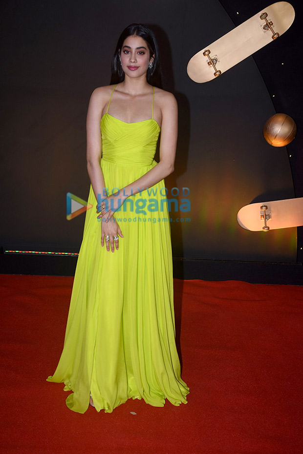 Janhvi Kapoor in Shehlaa Khan for for 20 years of Kuch Kuch Hota Hai celebrations (4)